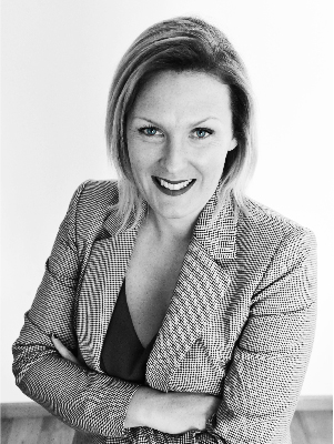 Réseau LDE, réseau d'entrepreneurs Johanie Moulin